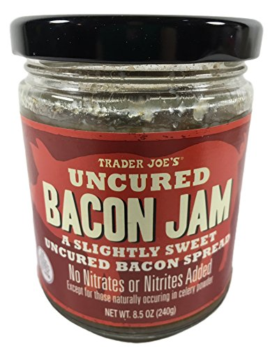 Trader-Joes-Uncured-Bacon-Jam-85-Ounce-Jar-0