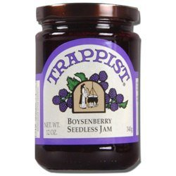 Trappist-Boysenberry-Seedless-Jam-All-Natural-12-oz-0
