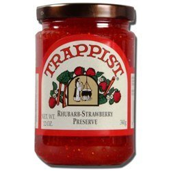 Trappist-Rhubarb-Strawberry-Preserves-All-Natural-12-oz-0