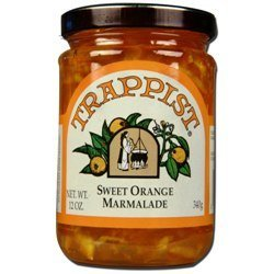 Trappist-Sweet-Orange-Marmalade-Jelly-All-Natural-12-oz-0