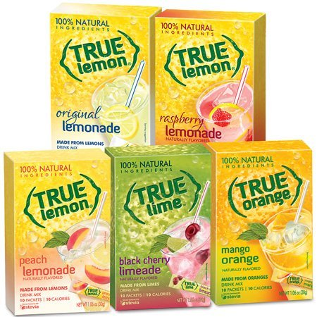 True-Lemon-Assorted-Beverage-Lemonade-Drink-Mixes-10-Ct-106ozPack-of-5-0