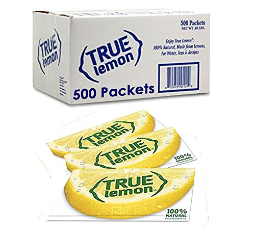 True-Lemon-Bulk-Pack-500-Count-with-5-FREE-True-Lemon-Variety-Lemonade-Sample-Sticks-0