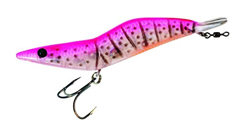 Unfair-Lures-PDS85FS07-Pauls-Dinkum-Shrimp-13oz-85mm-Fluorescent-Pink-0