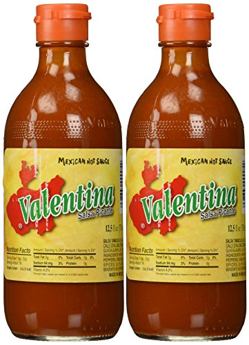 Valentina-Salsa-Picante-Mexican-Hot-Sauce-125-oz-Pack-of-2-0