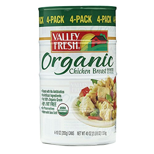 Valley-Fresh-Organic-Canned-Chicken-Breast-in-Water-10-oz-can-Pack-of-4-0