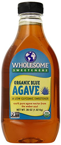 Wholesome-Sweeteners-Organic-Blue-Agave-Nectar-36-Ounce-0