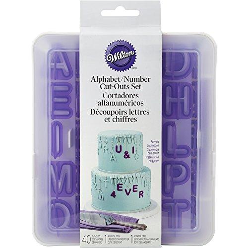 Wilton-Industries-417-7554-40-Piece-Alphabet-Numbers-Fondant-Cut-Outs-Set-0