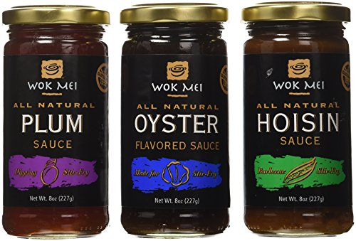 Wok-Mei-Gluten-Free-Sauces-3-Flavor-Variety-One-8-oz-Jar-Each-of-Oyster-Hoisin-and-Plum-in-a-BlackTie-Box-3-Items-Total-0