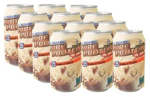 Worldwide-Pure-Protein-Shake-12-Bottles-11oz-each-0
