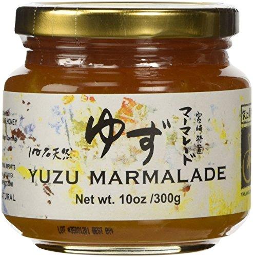 Yakami-Orchard-Japanese-Yuzu-Marmalade-300-gram-jar-0