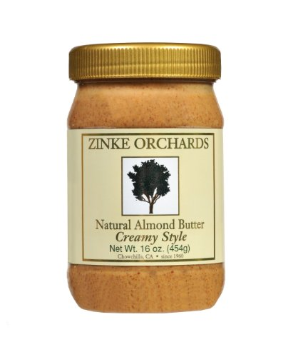 Zinke-Orchards-Creamy-Almond-Butter3Pack-16oz-Jars-0
