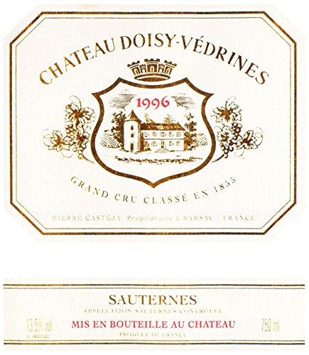 1996-Chateau-Doisy-Vedrines-Sauternes-Bordeaux-750-mL-0-1