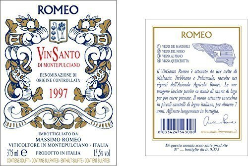 1997-Massimo-Romeo-Estates-DOC-Vin-Santo-di-Montepulciano-375-mL-Wine-0