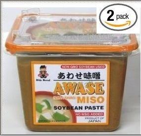2-x-Miko-Awase-Miso-Soybean-Paste-Aka-Shiro-500-Gram-GMO-Free-Japanese-Miso-Paste-0-0
