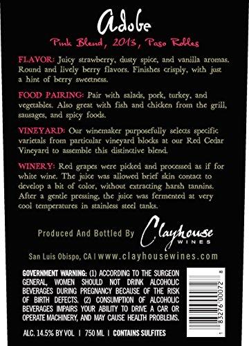 2013-Clayhouse-Paso-Robles-Adobe-Pink-750ml-Wine-0-0