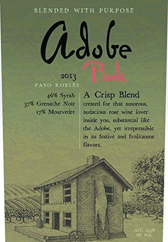 2013-Clayhouse-Paso-Robles-Adobe-Pink-750ml-Wine-0