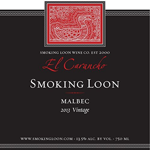 2013-Smoking-Loon-El-Carancho-Malbec-750-mL-Wine-0
