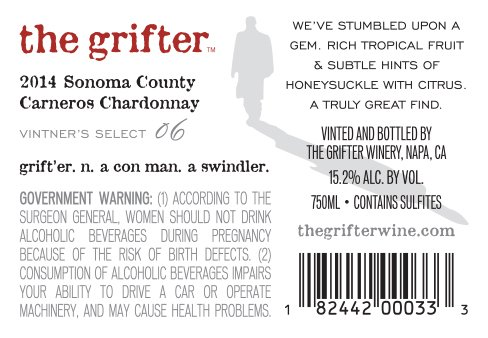 2014-The-Grifter-Carneros-Chardonnay-750-mL-Wine-0-0