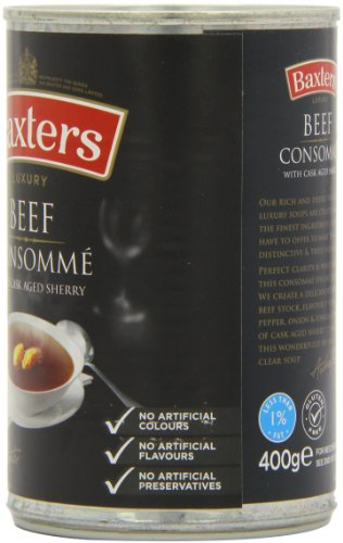 Baxters-Luxury-Beef-Consomme-Soup-400-g-Pack-of-12-0-1