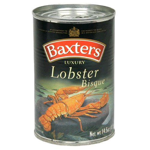 Baxters-Luxury-Soups-Lobster-Bisque-145-Ounce-Cans-Pack-of-12-0