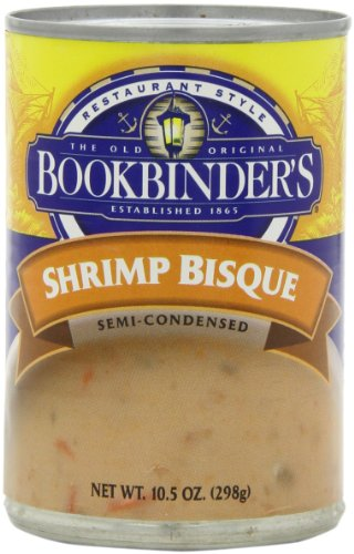 Bookbinders-Old-Original-Shrimp-Bisque-105-Ounce-Pack-of-6-0
