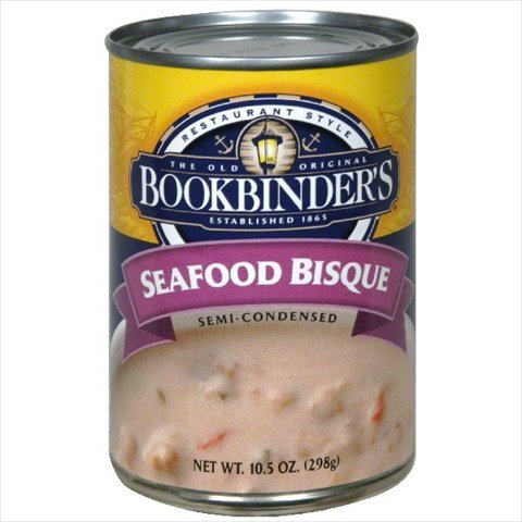 Bookbinders-Seafood-Bisque-105-Ounce-Cans-Pack-of-12-0