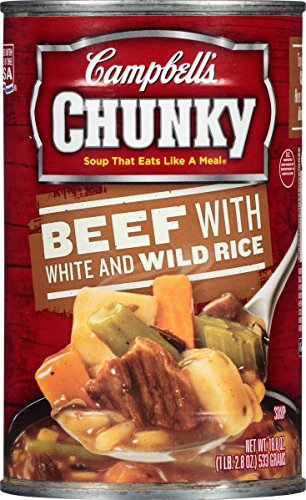 Campbells-Chunky-Soup-Beef-with-White-and-Wild-Rice-188-Ounce-Pack-of-12-0