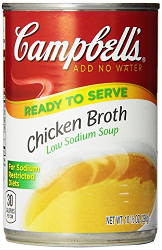 Campbells-Low-Sodium-Soup-Chicken-Broth-105-Ounce-Pack-of-12-0