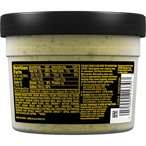 Campbells-Slow-Kettle-Style-Soup-Creamy-Broccoli-Cheddar-155-Ounce-Pack-of-8-0-0