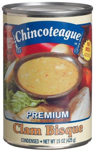 Chincoteague-Seafood-Clam-Bisque-15-Ounce-Cans-Pack-of-12-0-0