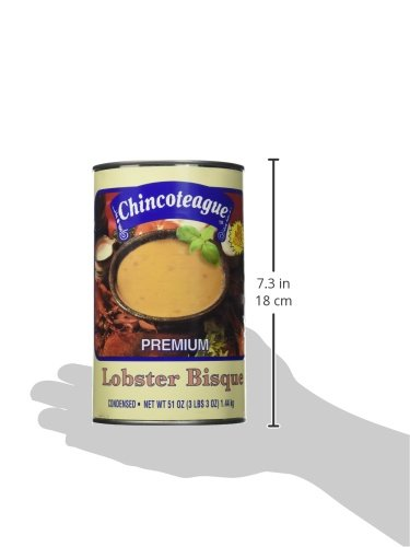 Chincoteague-Seafood-Lobster-Bisque-3-Pound-3-ounce-0-0