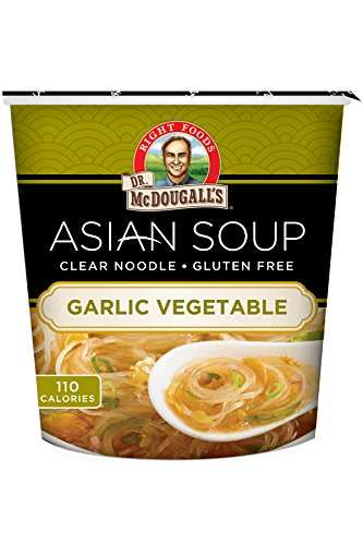 Dr-McDougalls-Right-Foods-Asian-Soup-Garlic-Vegetable-Clear-Noodle-Soup-10-Ounce-Pack-of-6-0