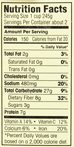 Dr-McDougalls-Right-Foods-Soup-Chili-Bean-18-Ounce-Pack-of-6-0-0