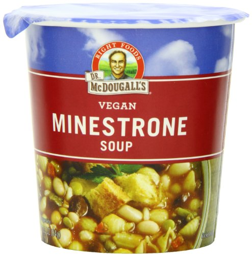 Dr-McDougalls-Right-Foods-Vegan-Minestrone-Pasta-Soup-23-Ounce-Cups-Pack-of-6-0