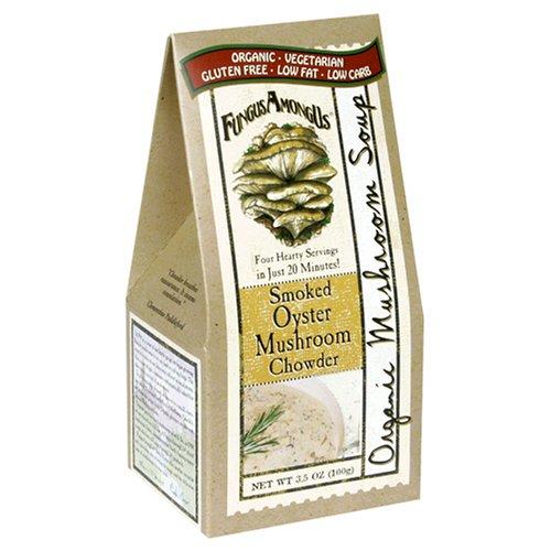 FungusAmongUs-Organic-Soup-Mixes-Organic-Smoked-Oyster-Mushroom-Chowder-35-Ounce-Units-Pack-of-4-0