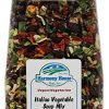 Harmony-House-Foods-Soup-Mix-Italian-Vegetable-Soup-14-Ounce-Quart-Size-Jar-0