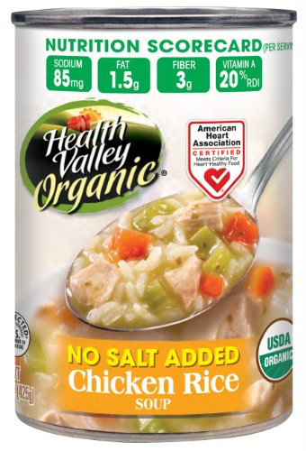 Health-Valley-Organic-No-Salt-Added-Soup-Chicken-Rice-15-Ounce-Pack-of-12-0