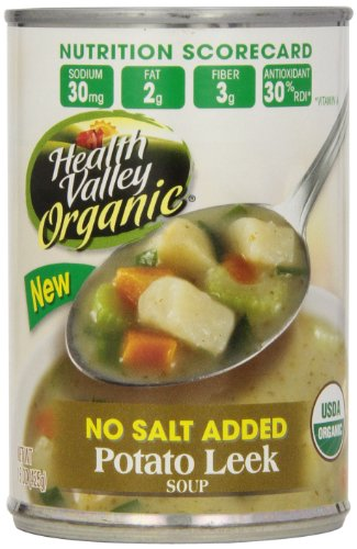 Health-Valley-Organic-No-Salt-Added-Soup-Potato-Leek-15-Ounce-Pack-of-12-0
