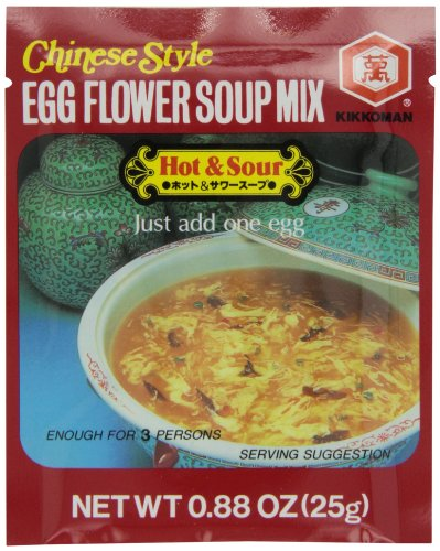 Kikkoman-Egg-Flower-Hot-and-Sour-Soup-088-OuncePouch-Pack-of-12-0