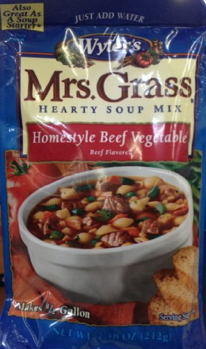 Mrs-Grass-Homestyle-BEEF-VEGETABLE-Soup-Mix-748oz-3-Pack-0