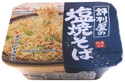 Myojo-Hyobanya-Yakisoba-Japanese-Style-Noodles-Oriental-Flavor-377-Ounce-Pack-of-6-0