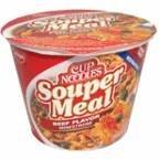 Nissin-Souper-Meal-Beef-Minestrone-Ramen-Noodle-Soup-43-OZ-Pack-of-12-0