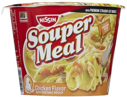 Nissin-Souper-Meal-Chicken-Vegetable-Medley-Ramen-Noodle-Soup-43-OZ-Pack-of-12-0