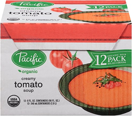 Pacific-Foods-Organic-Soup-Creamy-Tomato-8-Ounce-Pack-of-12-0-0