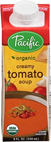 Pacific-Foods-Organic-Soup-Creamy-Tomato-8-Ounce-Pack-of-12-0