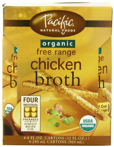 Pacific-Natural-Foods-Organic-Free-Range-Chicken-Broth-8-Ounce-Pouches-Pack-of-24-0