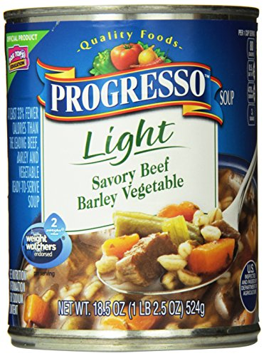 Progresso-Soups-Savory-Beef-Barley-and-Vegetable-Soup-Light-185-oz-12-Pack-0