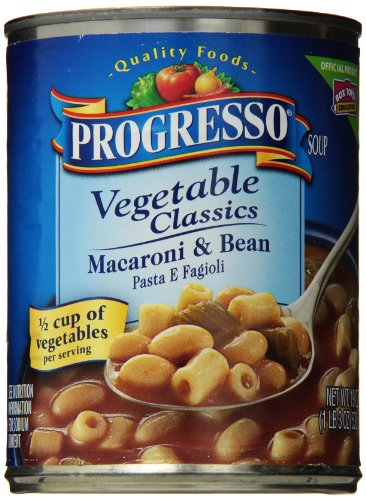 Progresso-Vegetable-Classics-Macaroni-Bean-Soup-19-oz-Pack-of-12-0