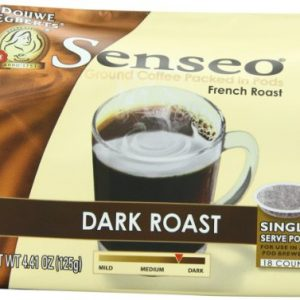 Senseo-Coffee-Pods-Dark-Roast18-Count-Pack-of-6-0