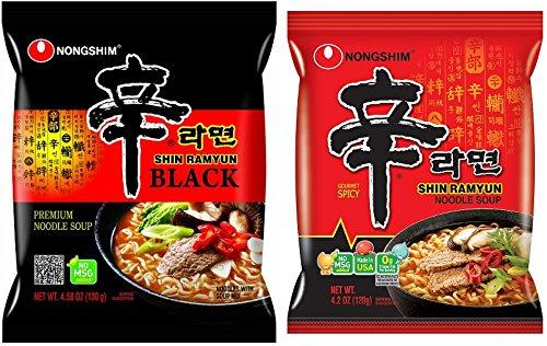 Shin-Ramyun-Combo-8packs-Shin-Ramyun-BLACK-4-packsShin-Ramyun-Hot-Spicy-Noodle-4-packs-Made-in-USA-0